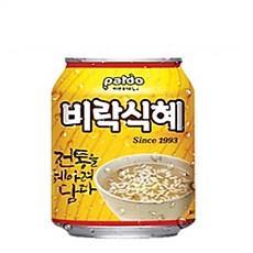238ml 비락식혜(팔도)