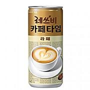 240ml 레쓰비 카페타임라떼(롯데)
