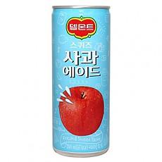 240ml 스퀴즈 사과(롯데)