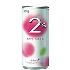 250ml 이프로(2%)복숭아(롯데)