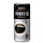 240ml 레쓰비 카페타임아메리카노 (롯데)
