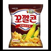 꼬깔콘 군옥수수(롯데)