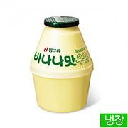 -선발주- 바나나우유(빙그레) ★반품불가상품★