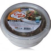 냉동컵밥 소불고기(더빱)