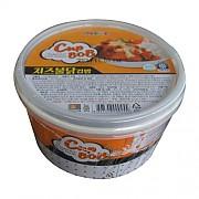 냉동컵밥 치즈불닭(더빱)