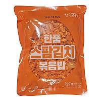 스팜김치 볶음밥(한우물OEM)