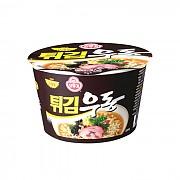 오뚜기-튀김우동 큰컵