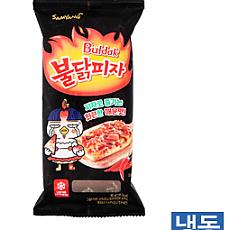 한품-불닭피자(삼양)