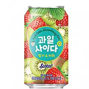 과일사이다-딸기키위(해태)